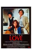 Making Love - Belgian Movie Poster (xs thumbnail)