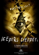 Jeepers Creepers - Movie Poster (xs thumbnail)