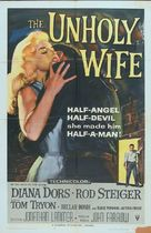 The Unholy Wife - Movie Poster (xs thumbnail)