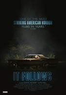 It Follows - Canadian Movie Poster (xs thumbnail)