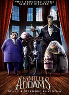 The Addams Family - Belgian Movie Poster (xs thumbnail)