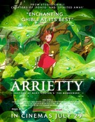 Kari-gurashi no Arietti - British Movie Poster (xs thumbnail)