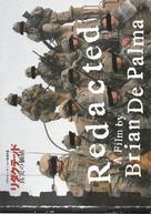 Redacted - Japanese Movie Poster (xs thumbnail)