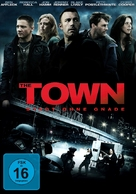 The Town - German DVD cover (xs thumbnail)