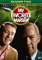 """My Favorite Martian"" - DVD cover (xs thumbnail)"