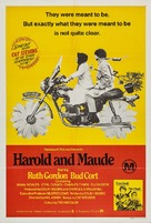 Harold and Maude - Australian Movie Poster (xs thumbnail)