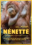 Nénette - Movie Poster (xs thumbnail)