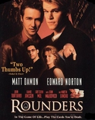 Rounders - DVD cover (xs thumbnail)
