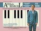 Attila Marcel - British Movie Poster (xs thumbnail)
