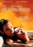 The Pillow Book - Movie Cover (xs thumbnail)