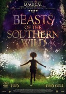 Beasts of the Southern Wild - Swiss Movie Poster (xs thumbnail)