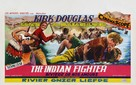 The Indian Fighter - Belgian Movie Poster (xs thumbnail)