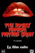 The Rocky Horror Picture Show - French Movie Cover (xs thumbnail)