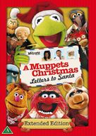 A Muppets Christmas: Letters to Santa - Danish Movie Cover (xs thumbnail)
