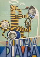 Polosatyy reys - Czech Movie Poster (xs thumbnail)