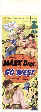 Go West - Australian Movie Poster (xs thumbnail)