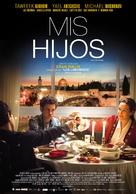Dancing Arabs - Spanish Movie Poster (xs thumbnail)
