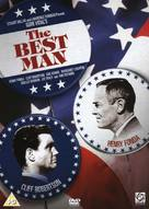 The Best Man - British DVD cover (xs thumbnail)