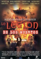 Legion of the Dead - Spanish poster (xs thumbnail)