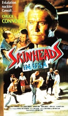 Skinheads - German VHS movie cover (xs thumbnail)