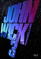 John Wick: Chapter 3 - Parabellum - Argentinian Movie Poster (xs thumbnail)
