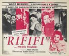 Du rififi chez les hommes - Movie Poster (xs thumbnail)