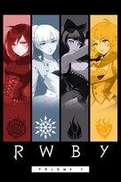"""Rwby"" - DVD cover (xs thumbnail)"