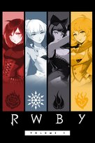 """Rwby"" - DVD movie cover (xs thumbnail)"