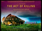 The Act of Killing - British Movie Poster (xs thumbnail)