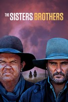 The Sisters Brothers - Danish Video on demand movie cover (xs thumbnail)