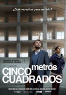 5 metros cuadrados - Spanish Movie Poster (xs thumbnail)