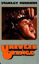 A Clockwork Orange - German Movie Cover (xs thumbnail)