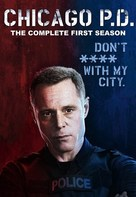 """""""Chicago PD"""" - DVD movie cover (xs thumbnail)"""