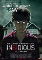 Insidious - Italian Movie Poster (xs thumbnail)