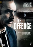 The Offence - French Movie Cover (xs thumbnail)