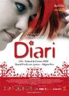 Diari - Italian Movie Poster (xs thumbnail)