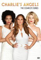 """Charlie's Angels"" - DVD movie cover (xs thumbnail)"