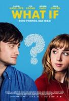 What If - British Movie Poster (xs thumbnail)