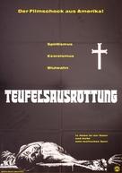 Count Yorga, Vampire - German Movie Poster (xs thumbnail)