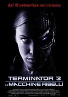 Terminator 3: Rise of the Machines - Italian Movie Poster (xs thumbnail)