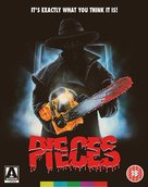 Pieces - British Movie Cover (xs thumbnail)