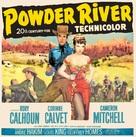 Powder River - Movie Poster (xs thumbnail)