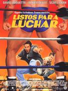 Ready to Rumble - Spanish poster (xs thumbnail)