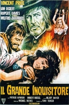 Witchfinder General - Italian Movie Poster (xs thumbnail)