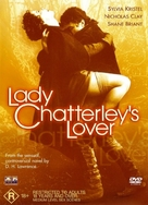 Lady Chatterley's Lover - Australian DVD movie cover (xs thumbnail)