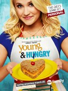 """""""Young & Hungry"""" - Movie Poster (xs thumbnail)"""