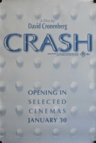 Crash - Australian Movie Poster (xs thumbnail)