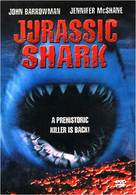 Shark Attack 3: Megalodon - DVD cover (xs thumbnail)