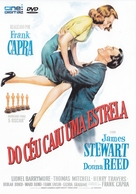 It's a Wonderful Life - Portuguese DVD movie cover (xs thumbnail)