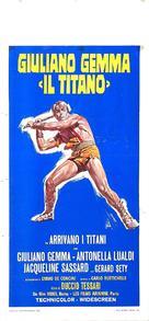 Arrivano i titani - Italian Movie Poster (xs thumbnail)